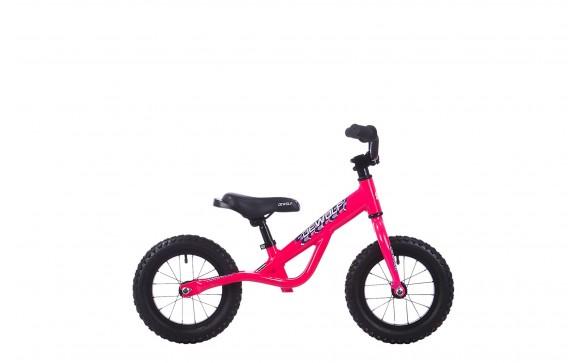 Детский велосипед Dewolf J12 GIRL (2017)