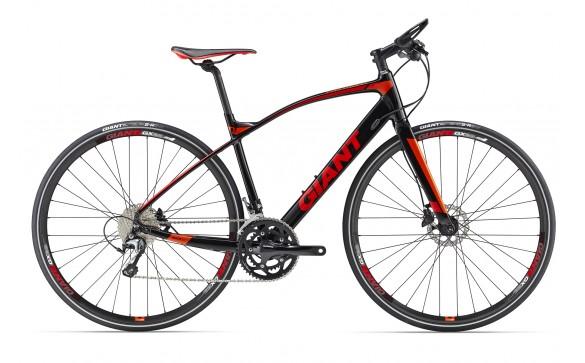 Шоссейный велосипед Giant Fastroad SLR 1 (2017)