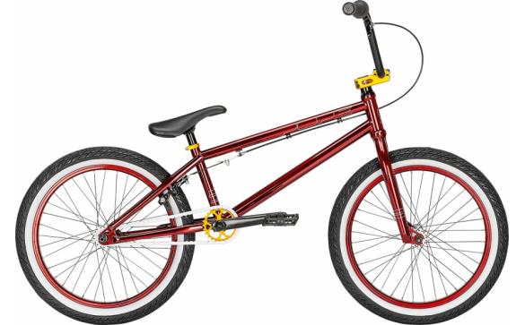 Экстремальный велосипед Bulls Pope (2014)