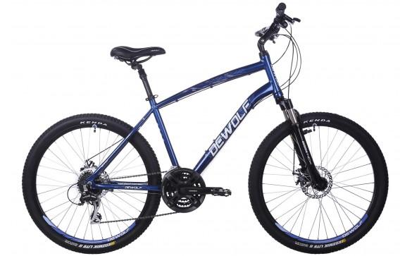Городской велосипед DEWOLF PERFECT (2016)