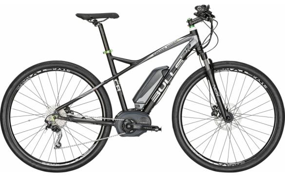 Электровелосипед Bulls Cross Rider-E (2014)