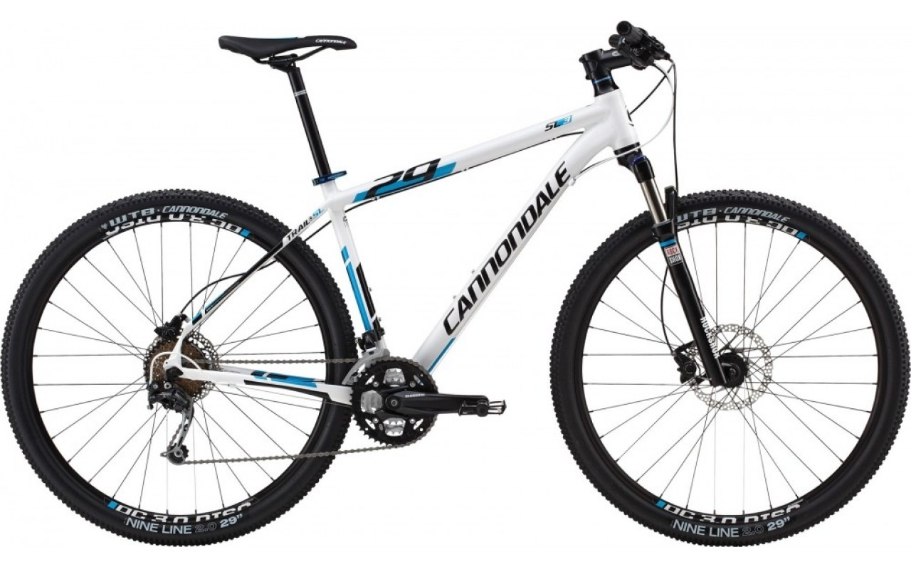 Горный велосипед Cannondale Trail SL 29 3 (2014)