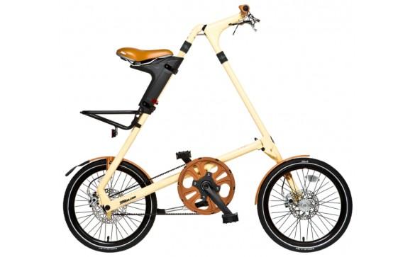 Складной велосипед Strida Evo (2015)