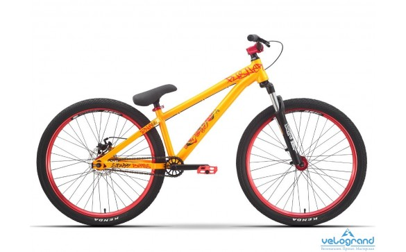 Экстремальный велосипед Stark Pusher-1 SS (2016)