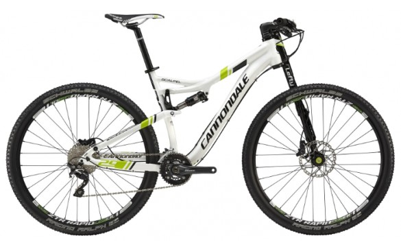 Горный велосипед Cannondale Scalpel 29 4 (2015)