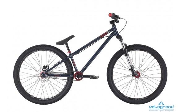 Экстремальный велосипед Haro Steel Reserve 1.2 (2016)