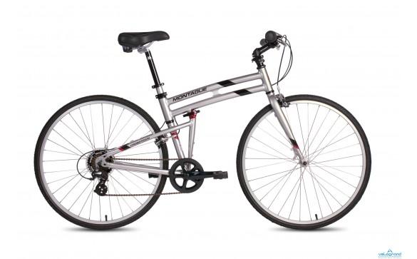 Складной велосипед Montague Crosstown (2016)