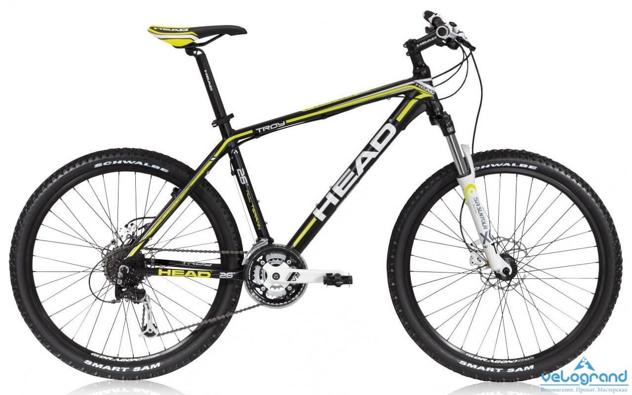 Горный велосипед Head Troy 2 26 (2014)