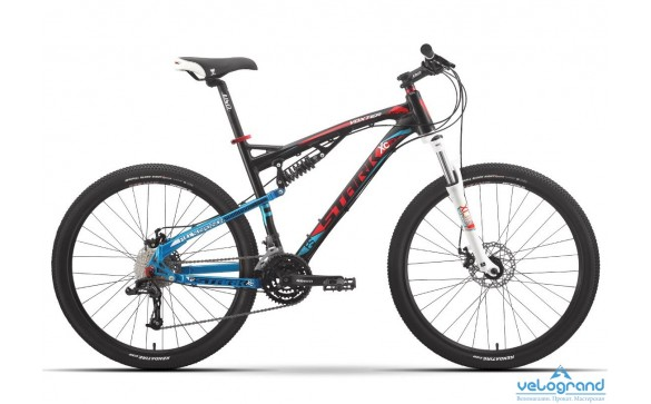Велосипед двухподвес Stark Voxter Comp 650B (2016)
