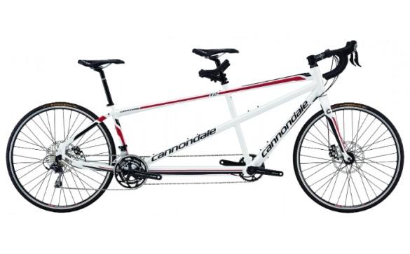 Шоссейный велосипед Cannondale Road Tandem 2 (2015)