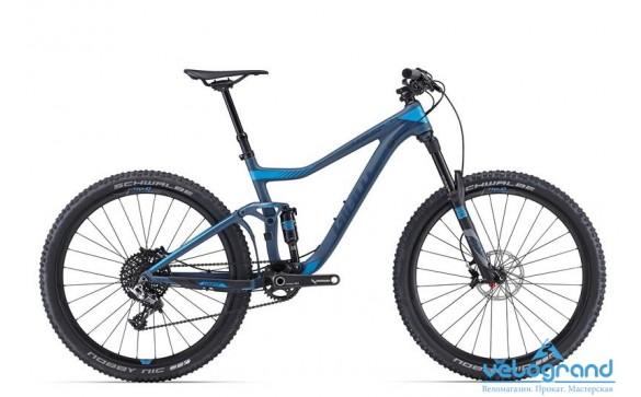 Велосипед двухподвес Giant Trance Advanced 27.5 0 (2016)