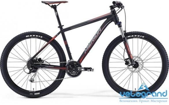 Горный велосипед Merida BIG.SEVEN 100 (2016)
