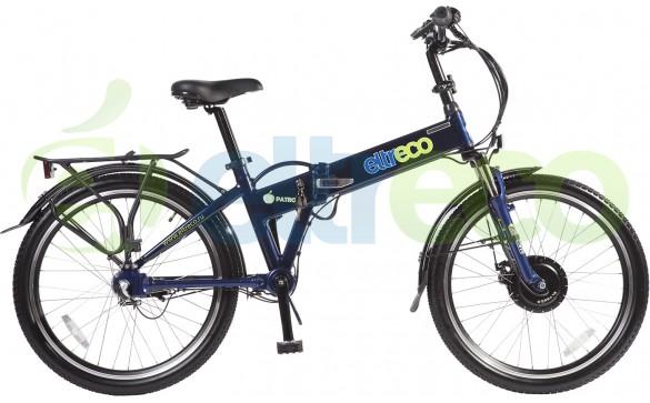 Электровелосипед ELTRECO PATROL КАРДАН 24