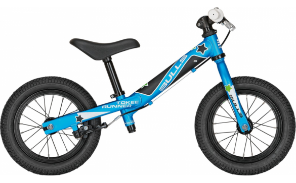 Детский велосипед Bulls Tokee Runner Boy (2014)