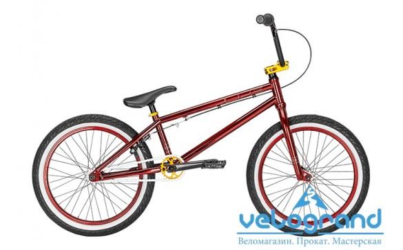 Экстремальный велосипед Bulls Pope (2015)