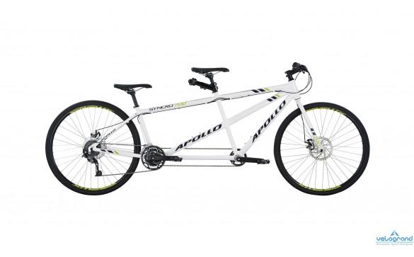 Велосипед тандем APOLLO SYNCRO 700 (2016)