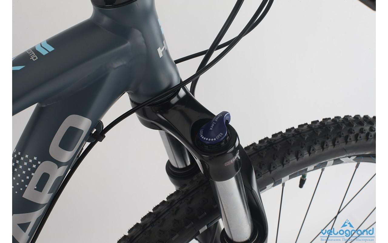 Горный велосипед Haro Double Peak Comp 29 (2016)