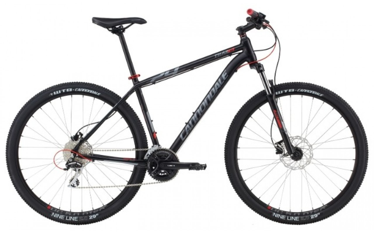 Горный велосипед Cannondale TRAIL 29ER 6 (2014)