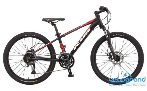 Подростковый велосипед KHS Alite 24 (2015)