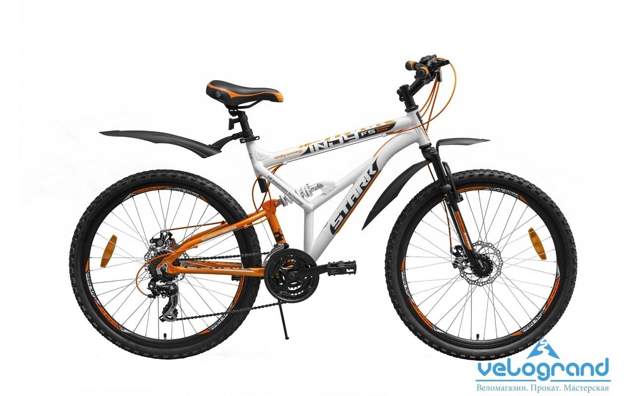 Велосипед двухподвес Stark Indy FS (2015)