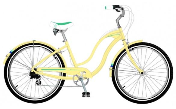 Велосипед круизер Schwinn Hollywood (2015)