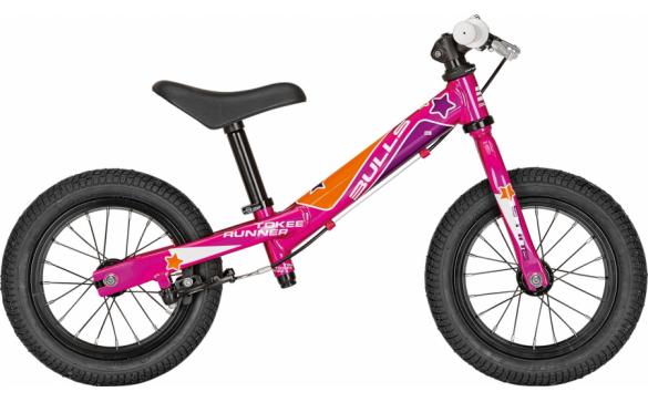 Детский велосипед Bulls Tokee Runner Girl (2014)