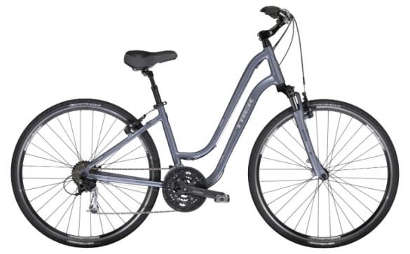 Городской велосипед TREK Verve 4 WSD (2014)
