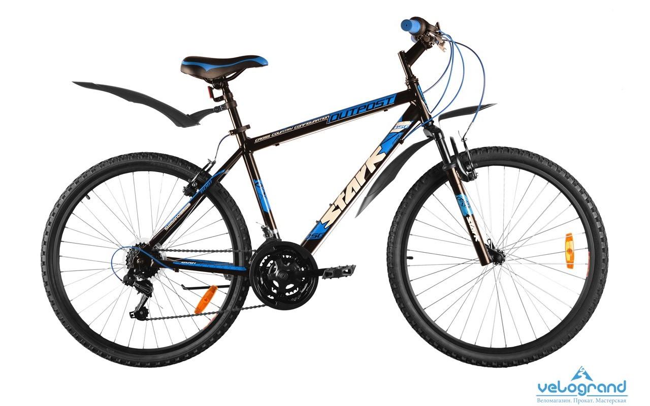 Горный велосипед Stark Outpost (2014)