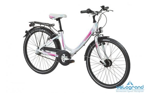 Подростковый велосипед HEAD Marion 3G + HD 24 (2016)