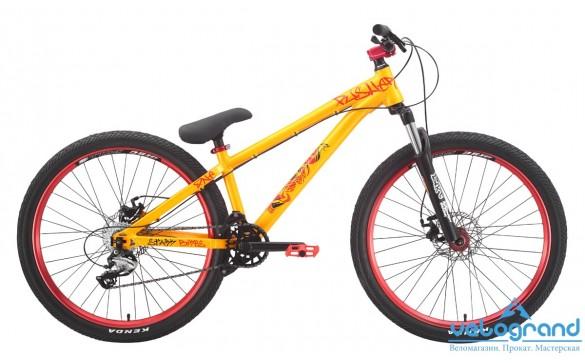 Экстремальный велосипед Stark Pusher-1 (2015)