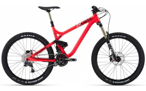 Велосипед двухподвес Commencal Meta SX 2 (2014)
