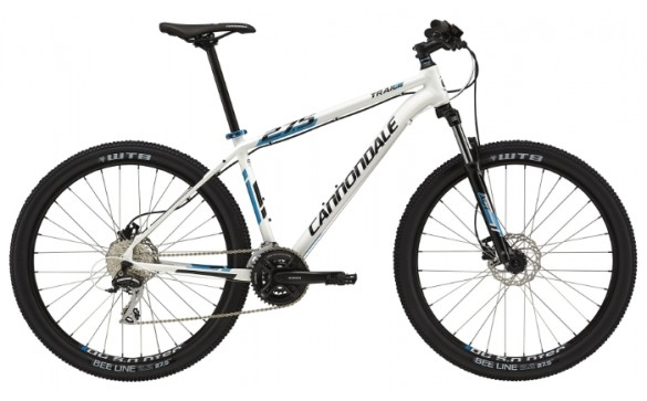 Горный велосипед Cannondale Trail 27.5 6 (2015)