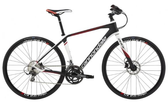 Городской велосипед Cannondale Quick Carbon 1 (2015)