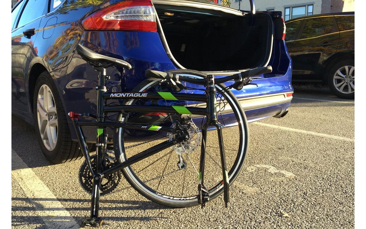 Складной велосипед Montague FIT (2017)