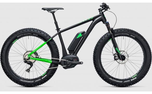 Электровелосипед CUBE NUTRAIL HYBRID 500 (2017)