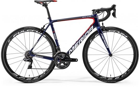 Шоссейный велосипед Merida Scultura Team-e (2018)