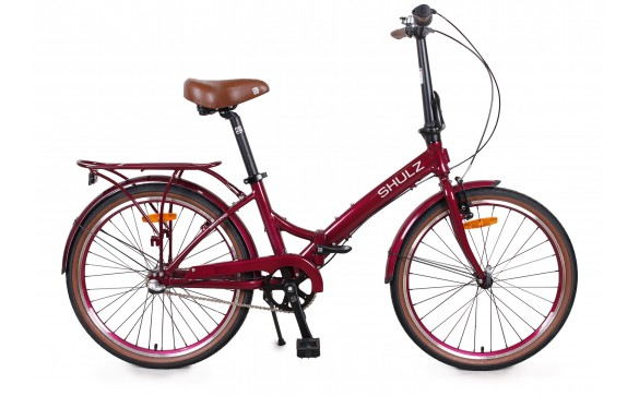 Cкладной велосипед Shulz Krabi Coaster (2019)