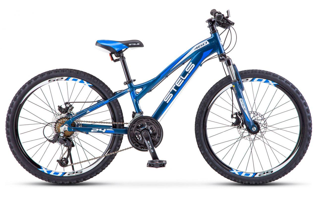 Подростковый велосипед Stels Navigator-460 MD 24 V021 (2017)