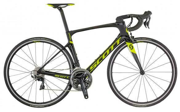 Шоссейный велосипед Scott Foil RC (2018)
