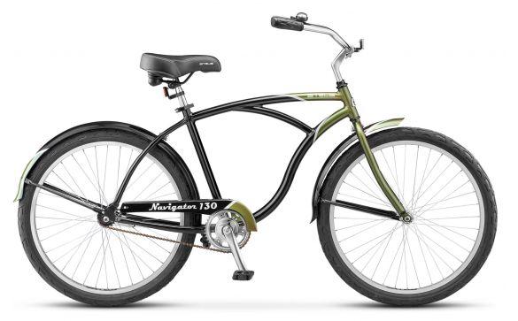 Городской велосипед Stels Navigator 130 Gent 1-sp. (2014)
