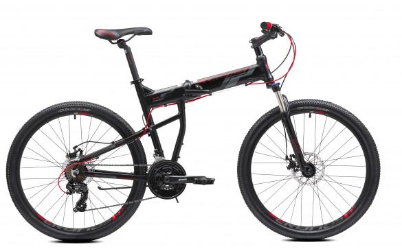 Складной велосипед Cronus Soldier 0.7 27.5 (2018)