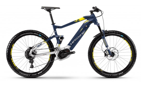 Электровелосипед Haibike Sduro FullSeven 7.0 500Wh 11s NX (2018)