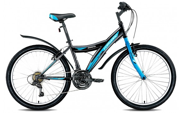 Подростковый велосипед Forward Dakota 24 2.1 (2018)