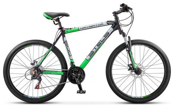 Горный велосипед Stels Navigator 600 MD V030 (2017)