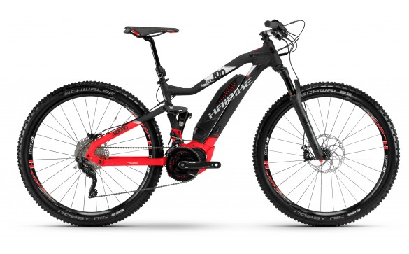 Электровелосипед Haibike Sduro FullNine 10.0 500Wh 20s XT (2018)