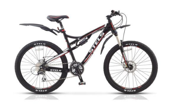 Двухподвесный велосипед Stels Tornado MD (2015)
