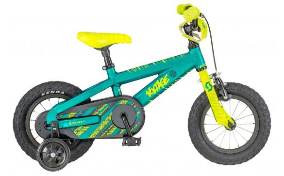 Детский велосипед Scott Voltage JR 12 (2018)