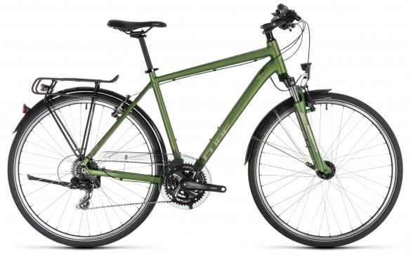 Городской велосипед Cube Touring (2019)