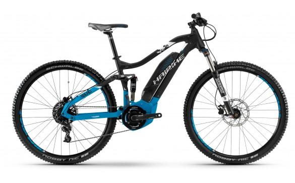 Электровелосипед Haibike Sduro FullNine 5.0 400Wh 11s NX (2018)