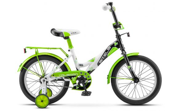 Детский велосипед Stels Talisman 16 Boy (2017)